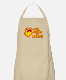 Awesome Global Warming BBQ Apron