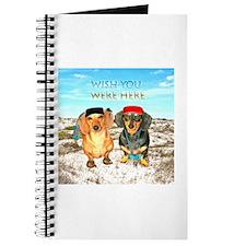 Beach Doxies Journal