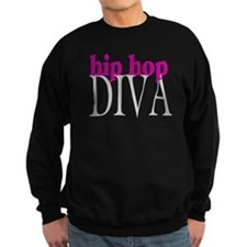 Hip Hop Diva Sweatshirt
