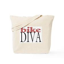 Bike Diva Tote Bag