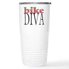 Bike Diva Travel Mug