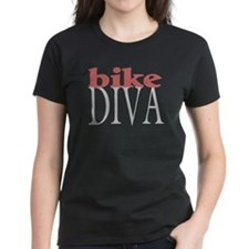 Bike Diva Tee