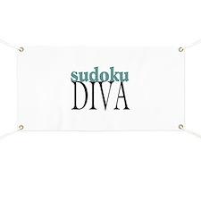 Sudoku Diva Banner