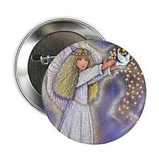 Wishing Angel Button