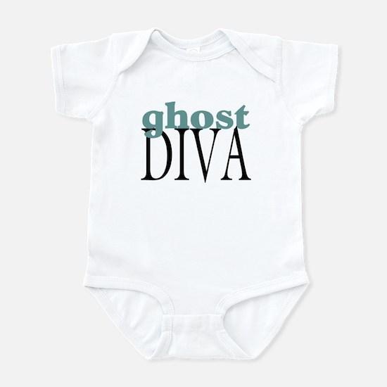 Ghost Diva Infant Bodysuit