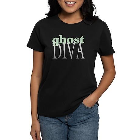 Ghost Diva Women's Dark T-Shirt