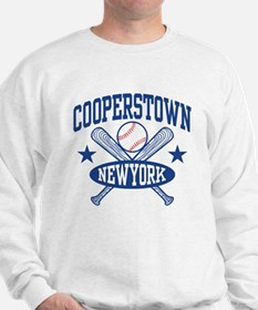 Cooperstown NY Sweater