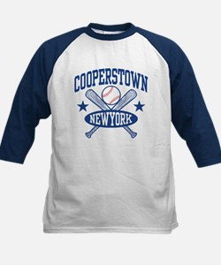 Cooperstown NY Kids Baseball Jersey