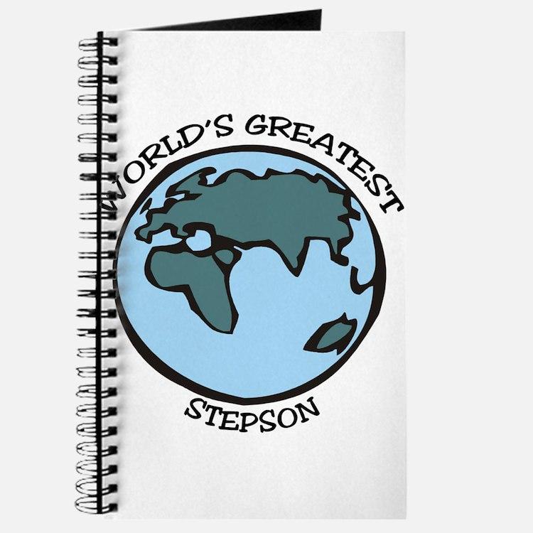 Greatest Stepson Journal