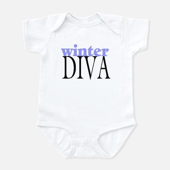 Winter Diva Infant Bodysuit