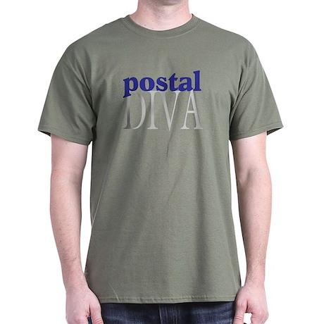 Postal Diva Dark T-Shirt