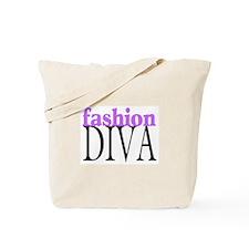 Fashion Diva Tote Bag
