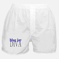 Blue Jay Diva Boxer Shorts