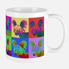 Op Art Crestie Mug