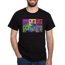 Op Art Crestie T-Shirt
