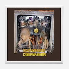 Dishwasher Tile Coaster