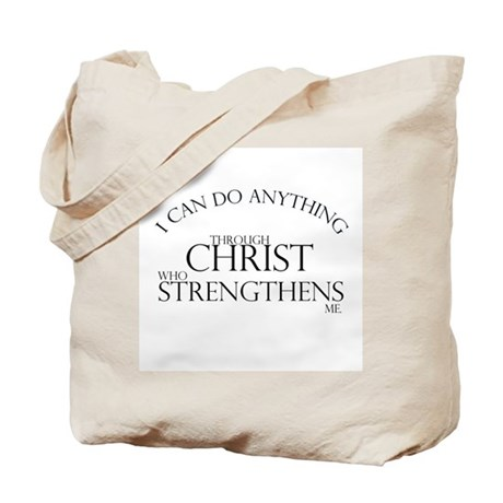 I can do anything Tote Bag