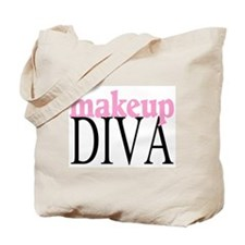 Makeup Diva Tote Bag