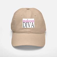 Makeup Diva Baseball Baseball Cap