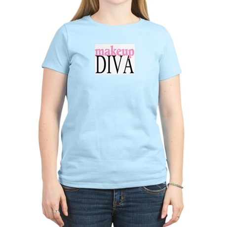 Makeup Diva Women's Light T-Shirt