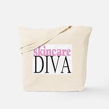 Skincare Diva Tote Bag
