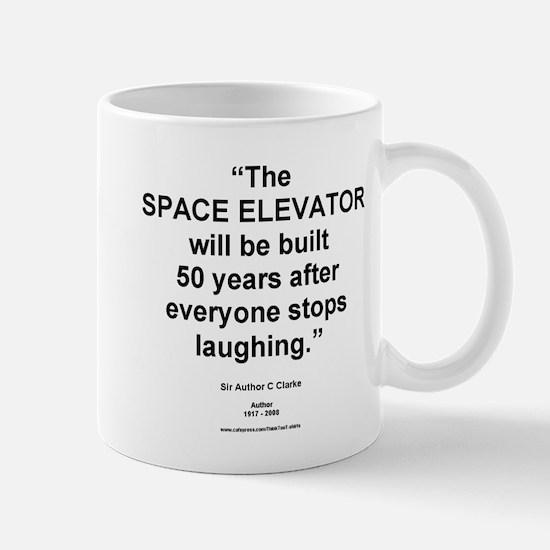 Space Elevator Mug