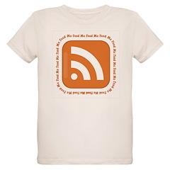 Feed Me Organic Kids T-Shirt