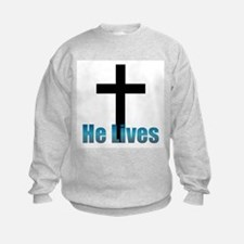 He lives Sweatshirt