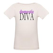 Domestic Diva Tee