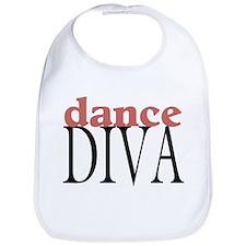 Dance Diva Bib