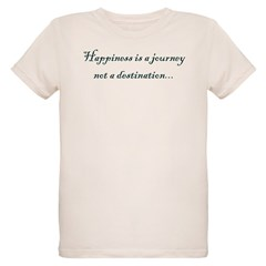 HAPPINESS IS A JOURNEY 3 T-Shirt