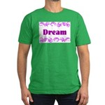 DREAMS Men's Fitted T-Shirt (dark)