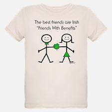 Irish Friends With Benefits T-Shirt