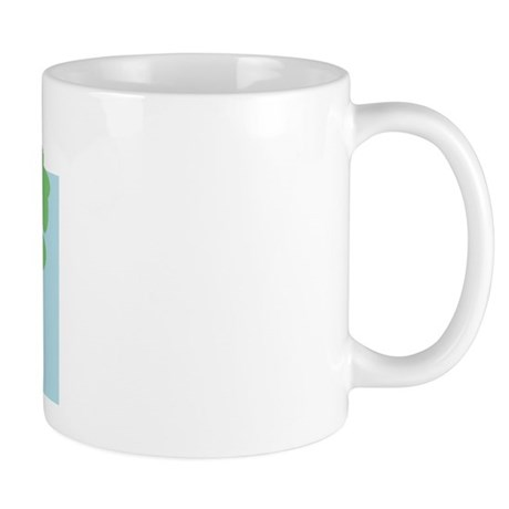 Less Concrete. More Jungle. Mug