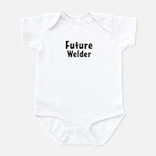 Future Welder Infant Bodysuit
