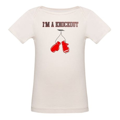 I'm a Knockout Organic Baby T-Shirt