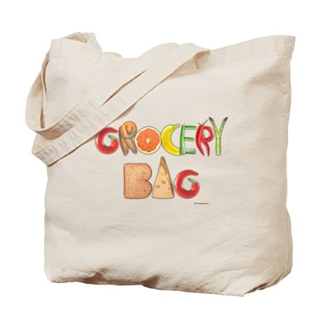 Grocery Bag canvas tote