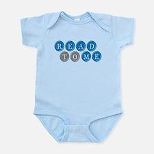 Read To Me Infant Bodysuit