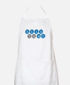 Read To Me BBQ Apron