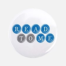 """Read To Me 3.5"""" Button (100 pack)"""