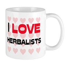 I LOVE HERBALISTS Mug