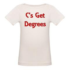 C Gets Degree Tee