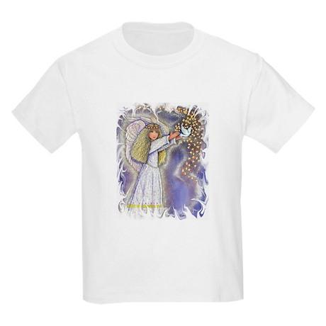 Wishing Angel Kids T-Shirt