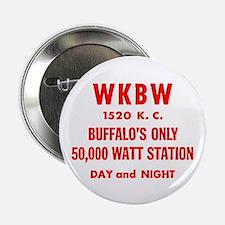 "WKBW 1520 2.25"" Button"