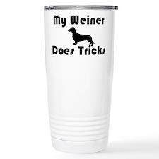 Weiner tricks Travel Mug