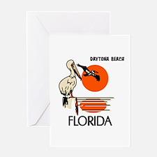 Daytona Beach Florida Greeting Card