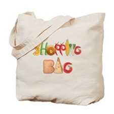 Shopping Bag canvas tote