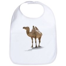 Hand Drawn Camel Bib