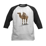 Hand Drawn Camel Kids Baseball Jersey
