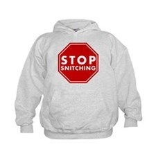 Stop Snitching Hoody